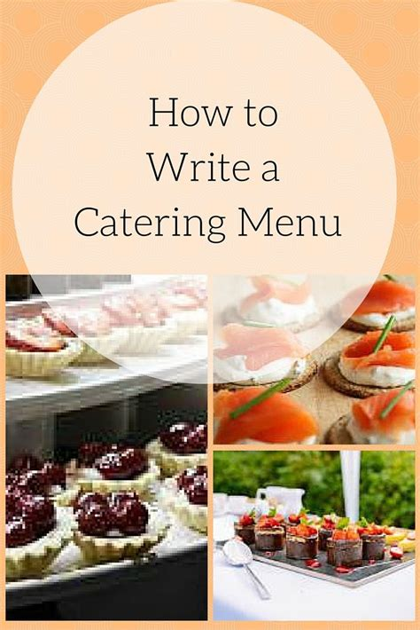 guide  restaurant catering catering buffet catering