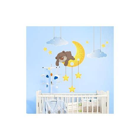 stickers chambre de bebe stickers chambre bébé pour un éveil apaisé et souriant