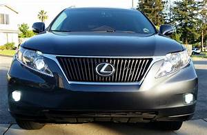 Drl Upgrade To Hid - 6000k  2010 Rx 350