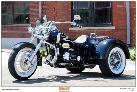 Ridley Auto-glide Trike Limited