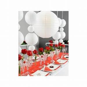 Boule Papier Deco : lanterne boule chinoise papier gris 30 cm les 2 ~ Teatrodelosmanantiales.com Idées de Décoration