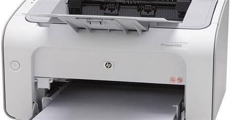 Latest basic plug and play drivers for hp laserjet p1102 printer. HP Laserjet P1102 Driver Download