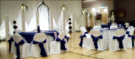 light blue and white wedding decorations light blue and silver wedding decorations elegant royal