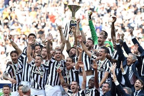 The old lady is back: Juventus' rise back to the top