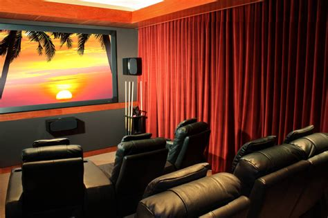 home theater drapes motorized drapes innovative openings