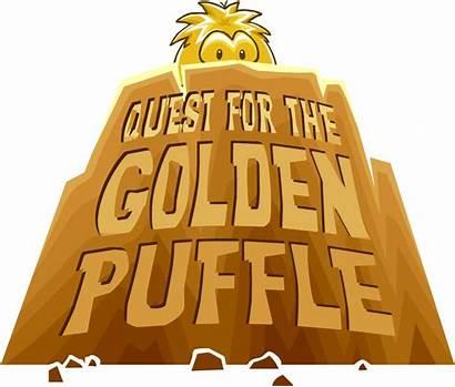 Puffle Golden Quest Penguin Club