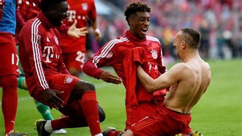 Bayern Munich win Bundesliga title for seventh successive ...