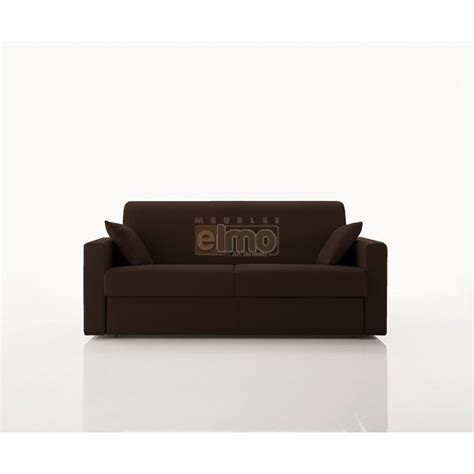 Canapé Convertible Rapido Couchage 3 Tailles Tissu Tramé Canapé Convertible Rapido Stephane 4 Matelas Couchage 100