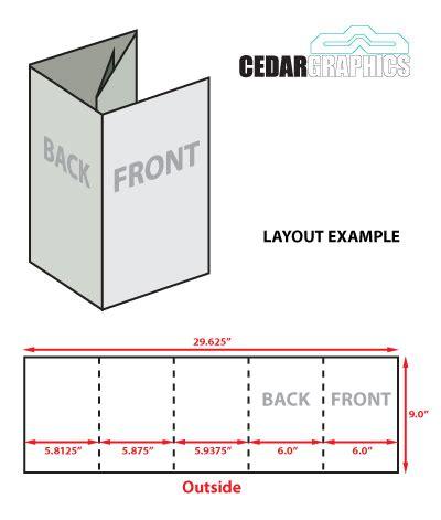 Custom Brochure Templates And Rack Brochure Templates Fold Out Brochure Template Csoforum Info