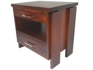Britannia Nightstand by Solid Wood Nightstands And Floating Nightstands