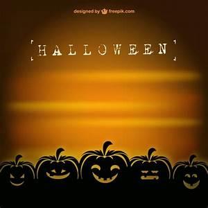 Halloween Kürbis Schablone : karte vektor vorlage von halloween k rbisse download der ~ Lizthompson.info Haus und Dekorationen