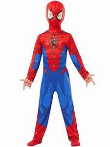 Spiderman, -, Boy, U0026, 39, S, Marvel, Superhero, Fancy, Dress, Costume