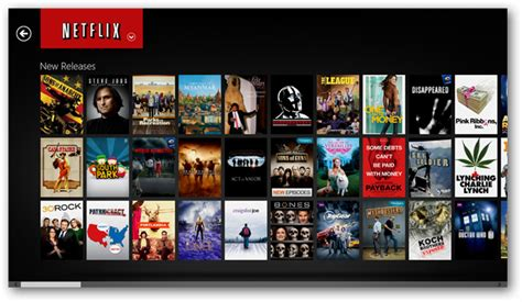 Stream Right To Windows 8 With The Netflix App
