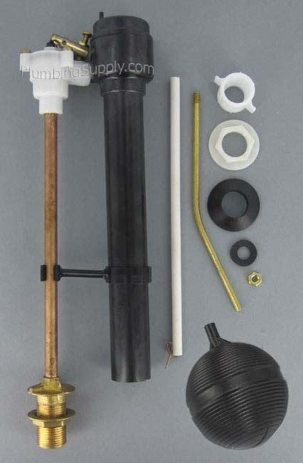 kohler toilet replacement fill valves
