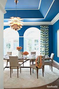 Interior Design – One Dining Room, Two Different Wall