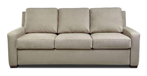 leather sectional sleeper sofa american leather lyndon sleeper sofa living room furniture