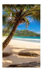 Anse Intendance At Seychelles Mahe Island Beautiful ...