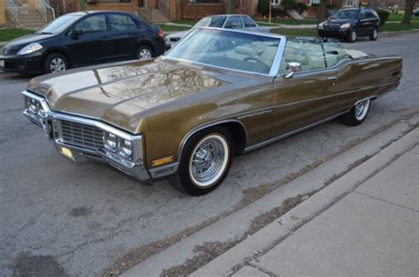 70 Buick Electra 225 by 70 Buick Electra 225 Custom Convertible Clean Classic