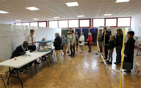 bureau de vote bordeaux dordogne la participation en légère hausse à 12 heures