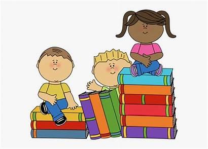 Clipart Clip Kindergarten Reading Children Preschool Learning