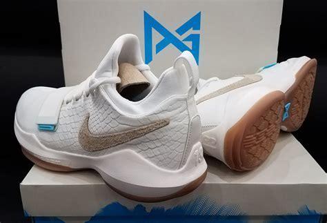 "Nike PG 1 ""Ivory"" Release Date   SneakerNews.com"