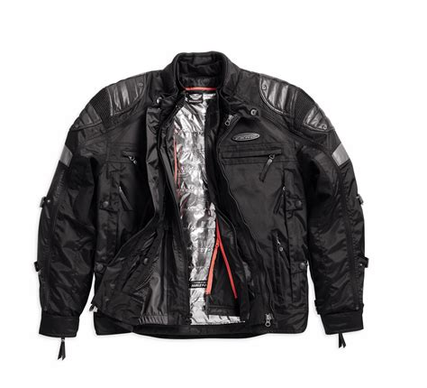 Davidson Jackets by Harley Davidson Releases New Jackets With Vent