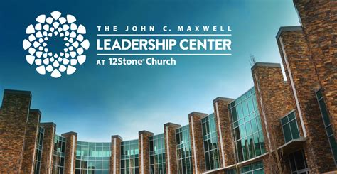 home john  maxwell leadership center  stone church