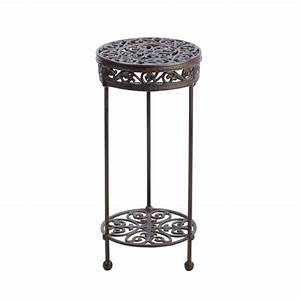 Wholesale Cast Iron Round Plant Stand - Buy Wholesale