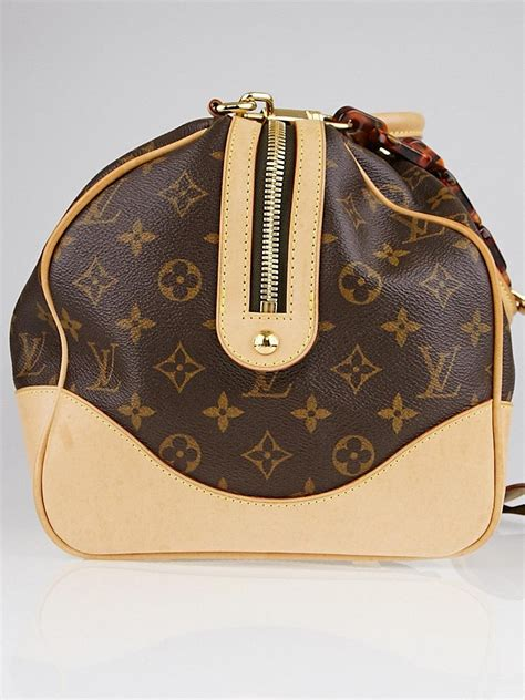 louis vuitton limited edition monogram canvas stephen bag