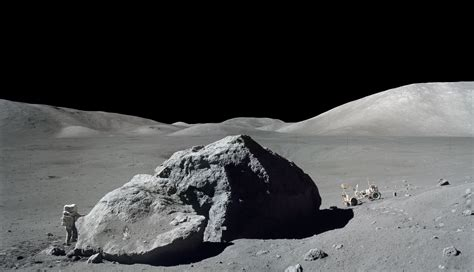 Apollo 17 EVA - Moon: NASA Science