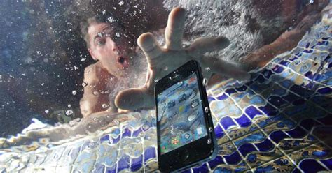 phone fell in water heres how you can bring your phone back to if youve
