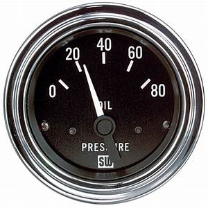 New Stewart Warner Gauges Now Available At Summit Racing