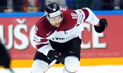Latvijas hokeja izlase «Arēnā Rīga» spēkosies ar Francijas komandu - Hokejs - TVNET Sports