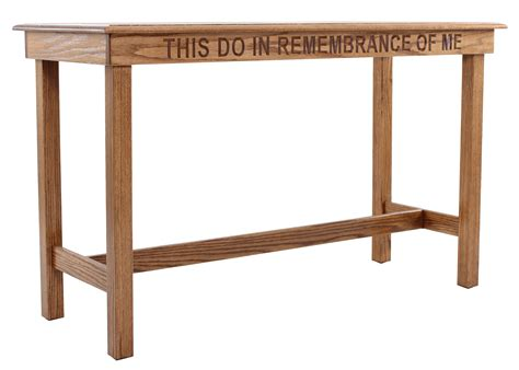 Series 400 Communion Table