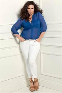 Best White Jeans For Curvy Women Ye Jean