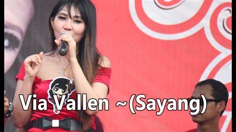 Via Vallen~sayang