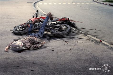 Accident Prevention Network Print Advert By Ogilvy