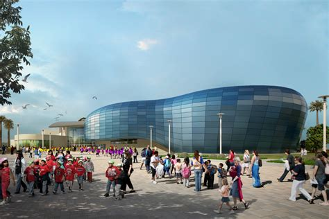 major aquarium   pacific expansion breaks ground