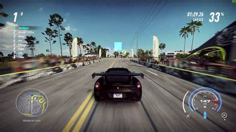 The bugatti veyron can handle, but it's more focused on going really, really fast in a straight line. Need for Speed™ Heat Cruising in a Ferrari - YouTube
