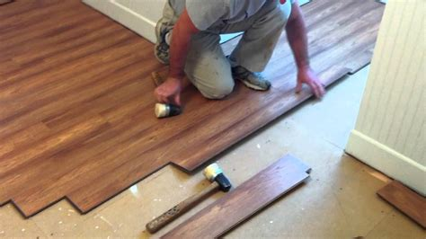 Installing Laminate Floors Concrete by How To Install Pergo Laminate Flooring