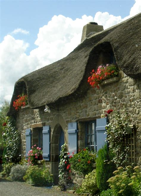My Cottages by Thatched Cottage In Normandy I Loved My Bike