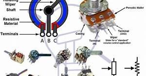 Linear Potentiometer Wiring