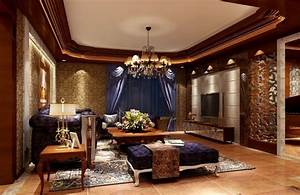 Luxury Living Room 2017