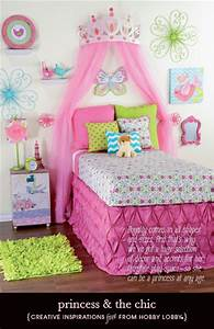 HobbyLobby Projects - Princess & The Chic