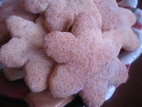 Mexican Cinnamon Sugar Cookies Recipe