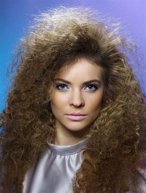 70s Curly Hairstyles by List Of 33 Most Popular 80 S Hairstyles For Updated