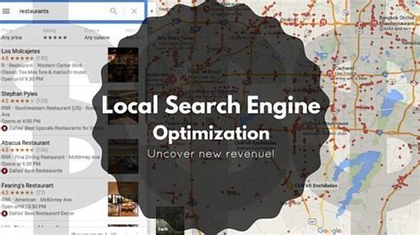 Local Search Engine Optimization by Local Seo Services Uncover New Revenue Sources