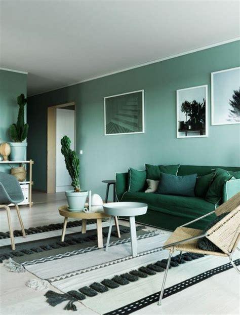 canape d angle chesterfield cuir quelle couleur pour un salon 80 idées en photos