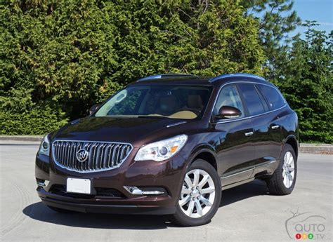 2016 Buick Enclave Is Old And It Shows