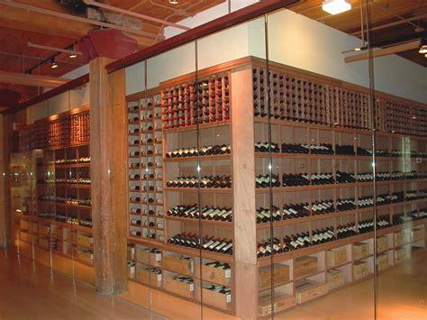 wine storage      hospitality
